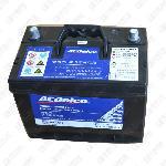 AC德科  免维护蓄电池